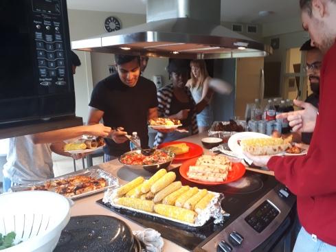 food baker house