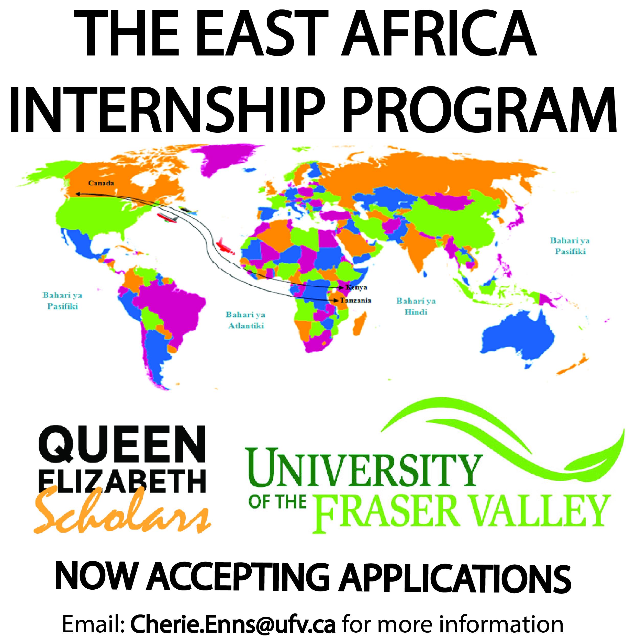 East Africa Internship Program – Learn, Travel, Contribute